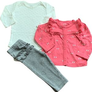 6m  Baby Girl Outfit